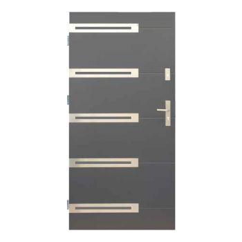Vchodové dveře Wiked Thermo Prestige Lux - vzor 39 plné