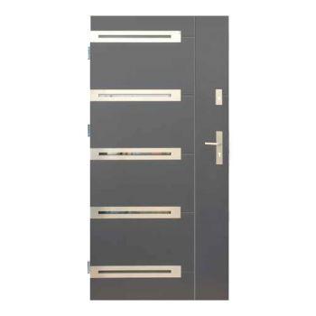 Vchodové dveře Wiked Thermo Prestige Lux - vzor 39A prosklené
