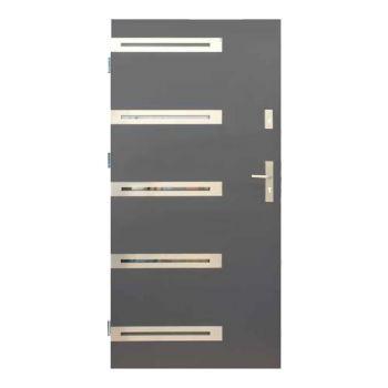 Vchodové dveře Wiked Thermo Prestige Lux - vzor 39B prosklené