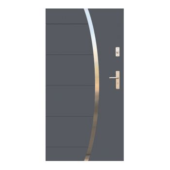 Vchodové dveře Wiked Thermo Prestige Lux - vzor 40A plné