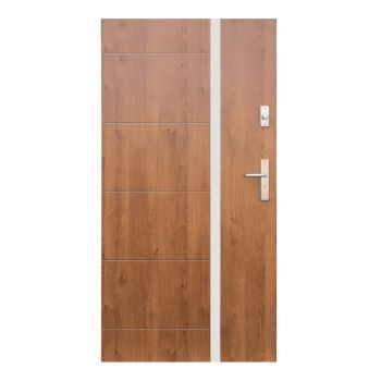 Vchodové dveře Wiked Thermo Prestige Lux - vzor 41 plné