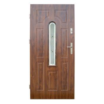 Vchodové dveře Wiked Thermo Prestige Lux - vzor 5 prosklené