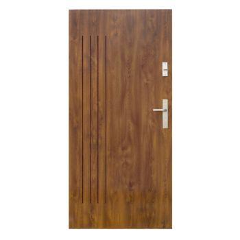 Vchodové dveře Wiked Thermo Prestige Lux - vzor 7 plné