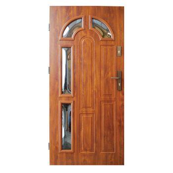 Vchodové dveře Wiked Thermo Prestige Lux - vzor 9 prosklené